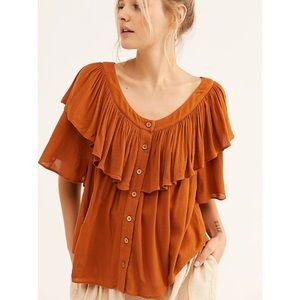 Free People Marcella Top